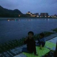 初めての「長良川鵜飼」