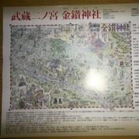 武蔵二宮 金鑚神社(平成28年11月8日)