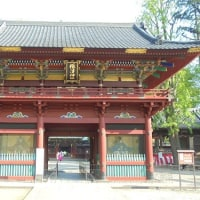 根津神社再び