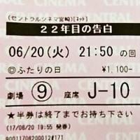 映画『22年目の告白』