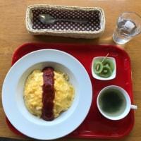 喫茶さくら〜ランチのオムライスセット〜