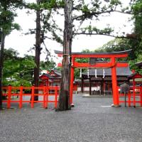 【京都】 吉田神社を参拝、お祝いの宴
