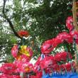 大原祇園祭 最後の踊り子