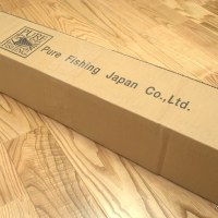 ピュアフィッシングJapanさんから届いた荷物