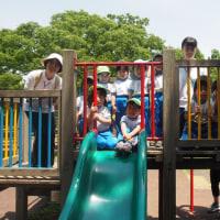 年中園外保育♪水元公園