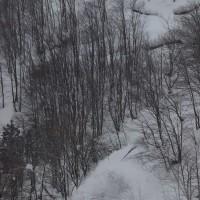 米どころの冬 六十里越を守る