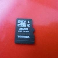 MicroSDカード 16GB