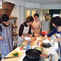 大好評につき追加開催します~♪忙しい女性のための時短マクロビ常備菜レッスン「切干大根」編