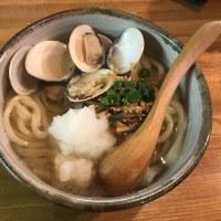 田りた麺之助 - 蛤うどん