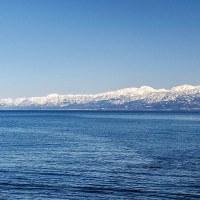 海にせまる立山連峰 ■2017_2_4