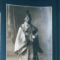 見つけた! 大正時代の祖父の写真。