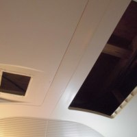 浴室換気扇から浴室換気暖房乾燥機に交換工事