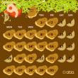 生姜焼きカレンダー(9月)