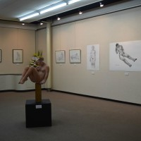 ■鈴木吾郎展 (2016年6月20~25日、札幌)