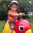 2015年9月、源希、1歳10ヶ月くらい