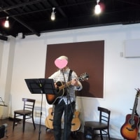 拓郎、かぐや姫デーin「IGUZIONE cafe 」参加させていただきました(#^^#)