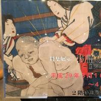 岐阜市歴史博物館「歌川国芳」展