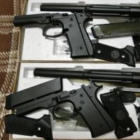 デジコン M92F 塗装 その6