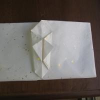 1/12  季節のラッピング  折形など