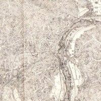 K-5 鵜沼 明治26年 2万分の1 岐阜4号 地形図