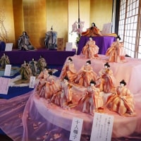 商家に伝わるひな人形めぐり   東近江市 五個荘