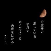 ネタが月短歌