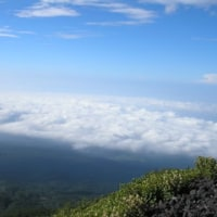 富士山頂で祈ったこと