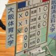 第54回西日本大学空手道選手権大会の結果