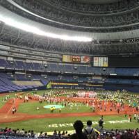 6月26日は京セラドームの盆踊り
