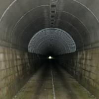笹子隧道 (山梨県大月市・甲州市) 旧甲州街道の難所越え