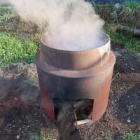 醤油の作り方(米袋方式)