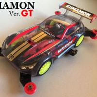 TAMIYA MINI 4WD KUMAMON VERSION GT