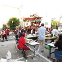 中津教会焼き肉パーティー
