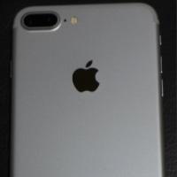 iPhone 7 plus(シルバー・256GB)に機種変