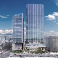 ブリヂストン旧本社ビル他3棟の建て替え計画の進捗状況 2017年1月12日