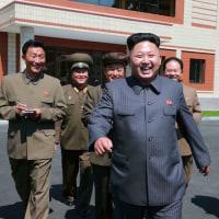中国が、北朝鮮に対応で「100日」の猶予求めていた。