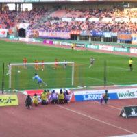 2017年J1 第8節アルビレックス新潟0―3FC東京