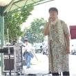 道の駅下野でコンサート