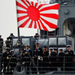 日本男子の勇士、旭日旗は日本の誇り。  パク姉さんは高木正雄の娘。