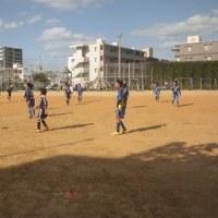 ユサンディリーグU-11  坂下対那覇ガールズ
