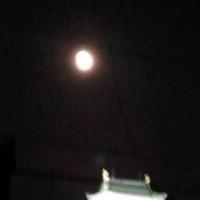 名古屋城と満月の巻
