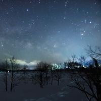 春の銀河を探して