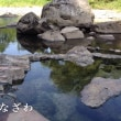 出雲湯村温泉 河原の露天風呂