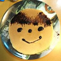 ホットケーキお絵かき