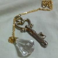 大人とセーラームーン〜銀水晶をスワロフスキーで。