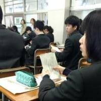 ジュンの入学式
