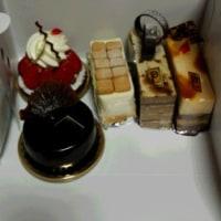 プレジールカフェのケーキ♪