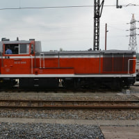 6月24日撮影 その3 東武鉄道のDE10 part2
