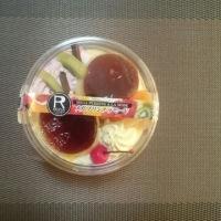 甘味 5.メガプリンアラモード
