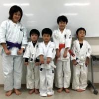 名古屋市昭和区菊園町・松栄コミセンで稽古している昭和武道教室拳法会が稽古納め! 空手、武道に興味を持ったら見学に来てください。
